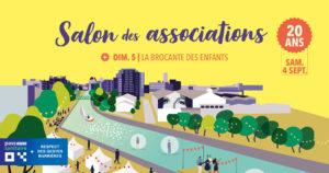 Salon des associations Pantin 2021