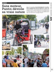 Page 21 de la revue CANAL